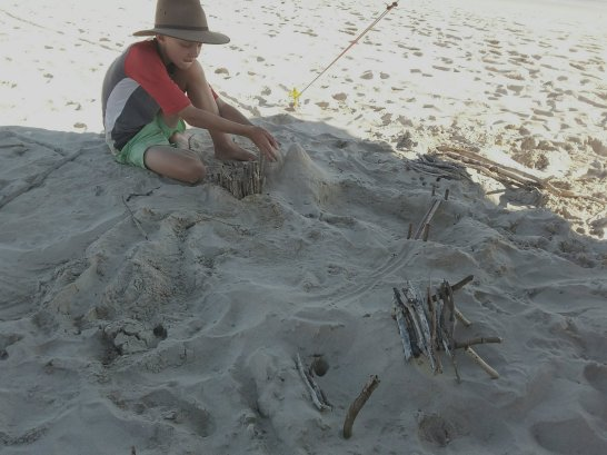 Noahs sand city