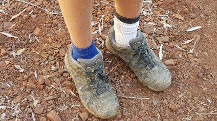 Noahs odd socks... drove mum mental!